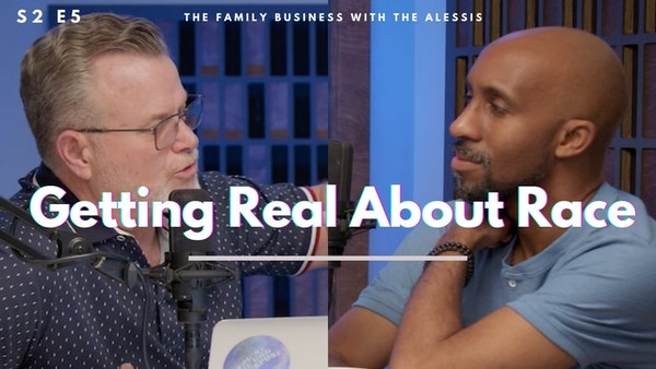 Getting Real about Race: How We Embrace Diversity and Reject Division | S2 E5 Image