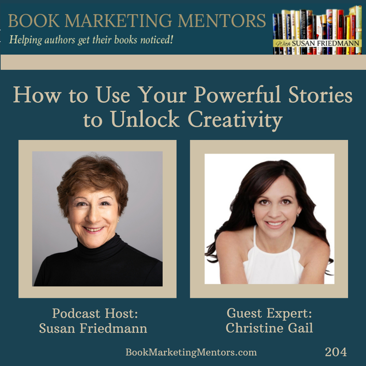 How to Use Your Powerful Stories to Unlock Creativity - BM204