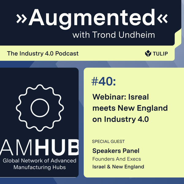 Israel meets New England on Industry 4.0 Image