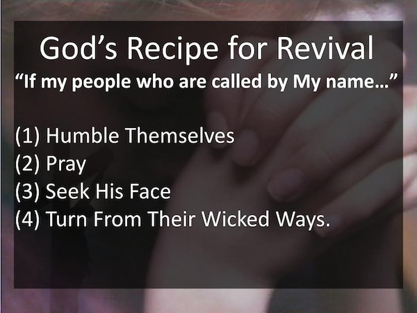 Recipe For Revival Image