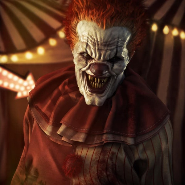 34: Let's Do Clowns Tonight Image