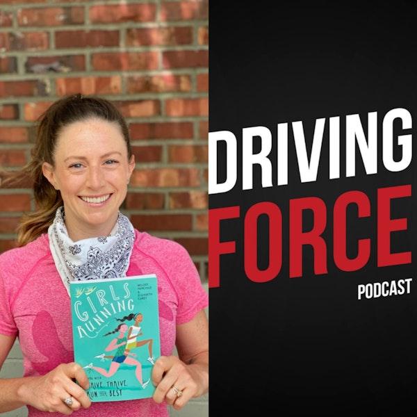 Episode 41: Elizabeth Carey - Author, Running Coach, Editor, Writer Image