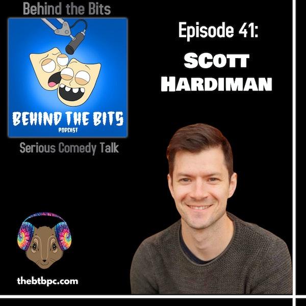 Episode 41: Scott Hardiman Image