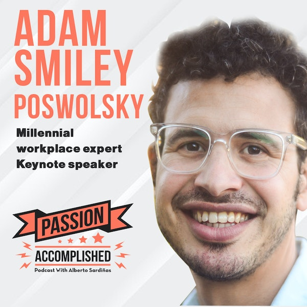 Battling the quarter-life crisis with Smiley Poswolsky