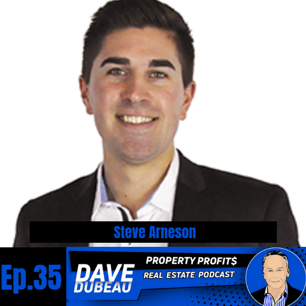 Finding CASHFLOWING Deals in HOT Markets with Steve Arneson Image