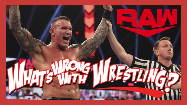 THE ENTITLED VIPER - WWE Raw 8/31/20 & SmackDown 8/28/20 Recap Image
