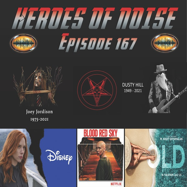 """Episode 167 - """"Blood Red Sky"""" &  """"Old""""  Reviews (Spoilers) Image"""