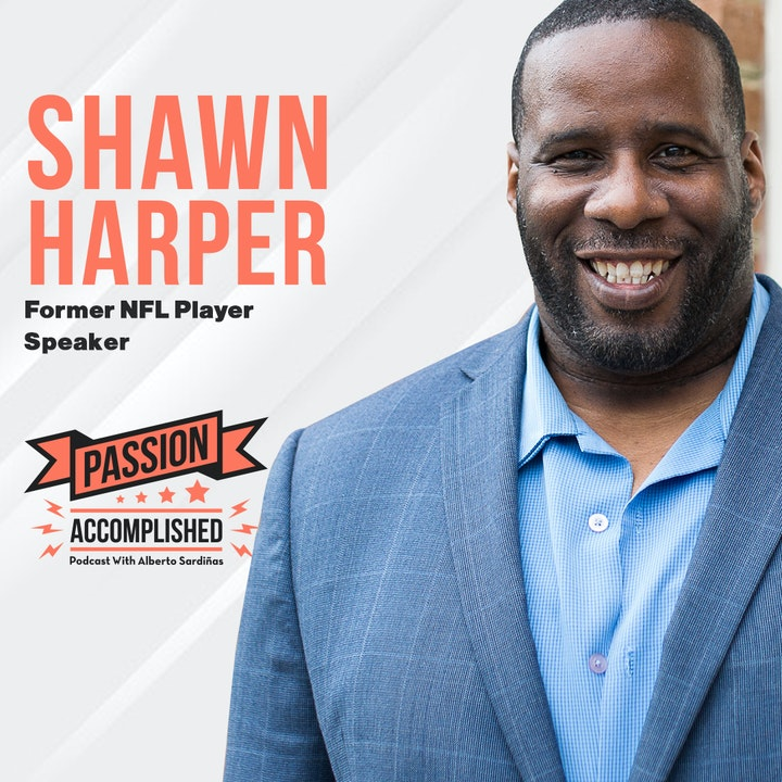 Winning against all odds with Shawn Harper