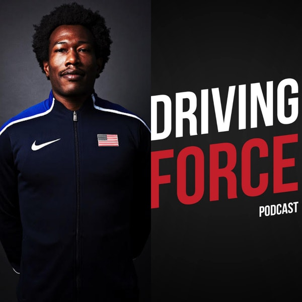 Episode 54: Markeith Price - USA Paralympian, Visually Impaired Track & Field Athlete Image