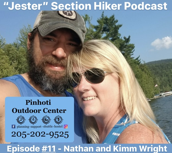 Episode #11 - Nathan & Kimm Wright (Pinhoti Outdoor Center)