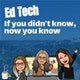 Ed Tech: If you didn't know, now you know. Album Art