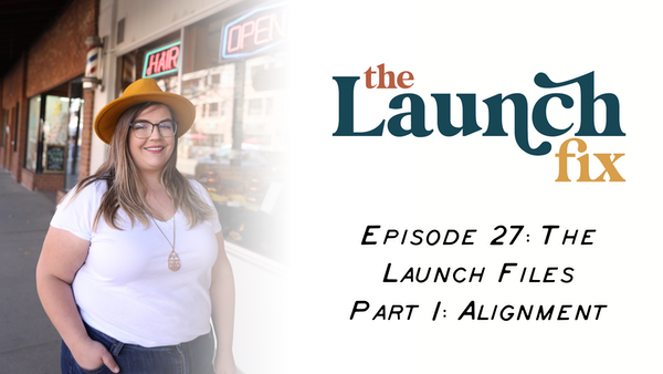 Episode 27: The Launch Files Part 1: Alignment