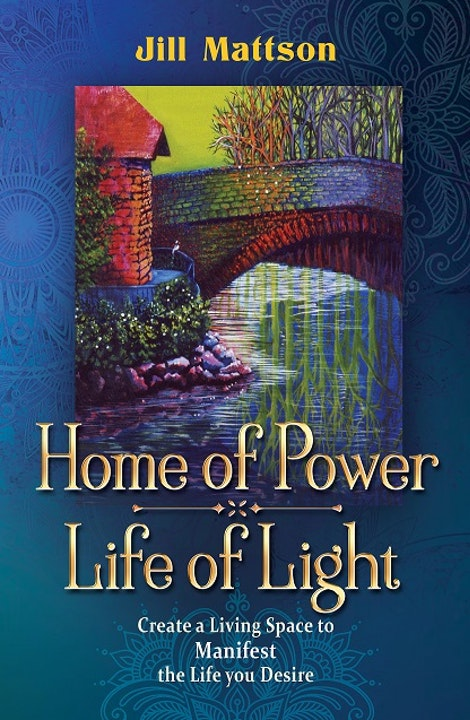 Jill Mattson talks about her newest book; Home of Power - Life of Light Image