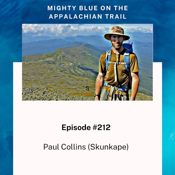 Episode #212 - Paul Collins (Skunkape)