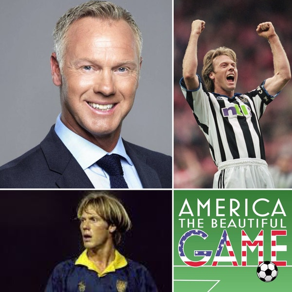 Matchday 5 - Warren Barton, Fox Sports and former Wimbledon and Newcastle player Image