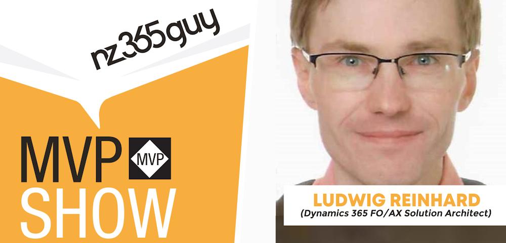 Dr Ludwig Reinhard on The MVP Show