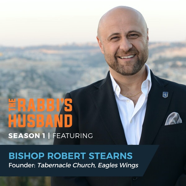 """Bishop Robert Stearns on Numbers 13:1-33 -- """"Caleb, The First Political Zionist"""" - S1E1 Image"""
