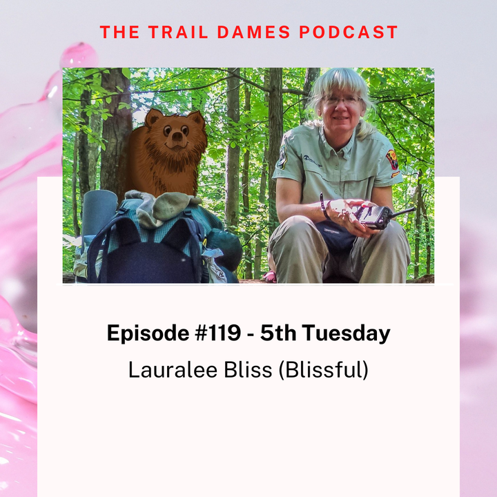 Episode #119 - 5th Tuesday Interview with Lauralee Bliss (Blissful)