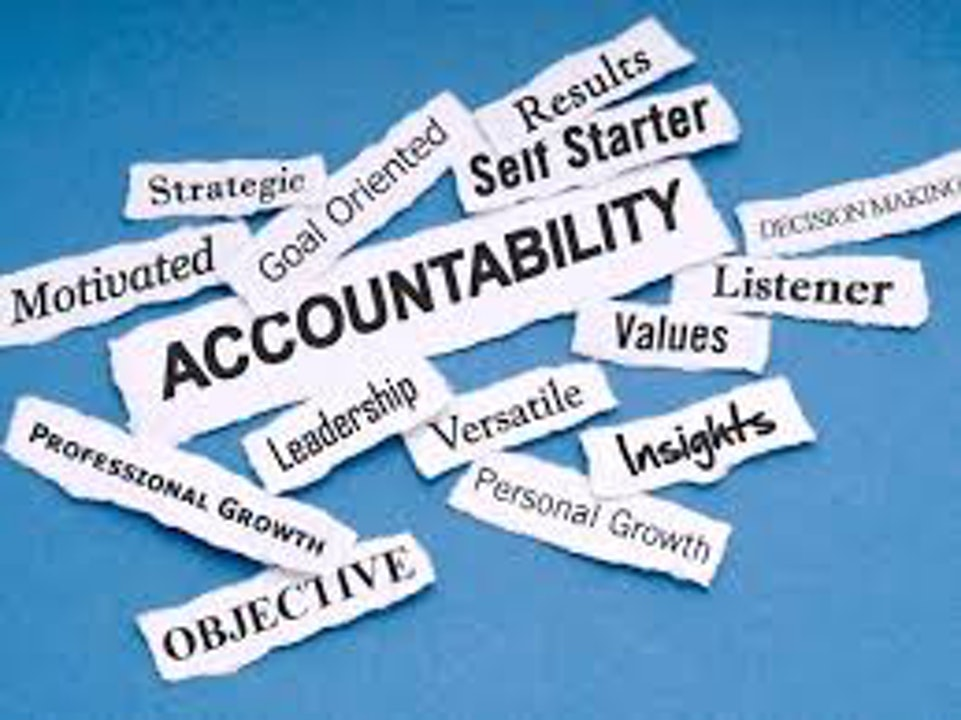 Can Enhancing Your Personal Accountability Help You Heal?