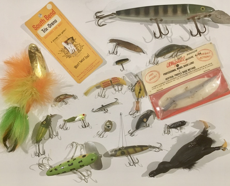 How I got a ton of FREE fishing lures (and how you can, too)!