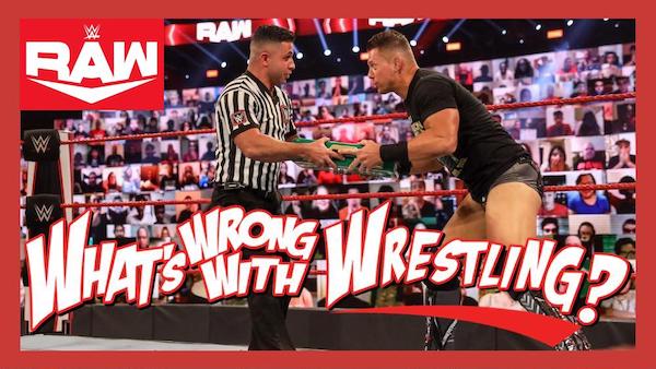 DID THE MIZ CASH IN? WWE Raw 11/2/20 & SmackDown 10/30/20 Recap Image