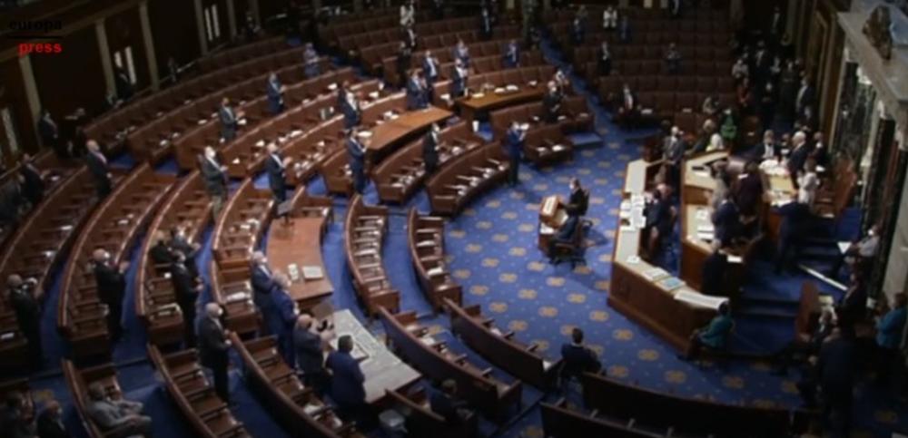 Partido Demócrata inicia el 'impeachment' contra Trump por «incitación a la insurrección»