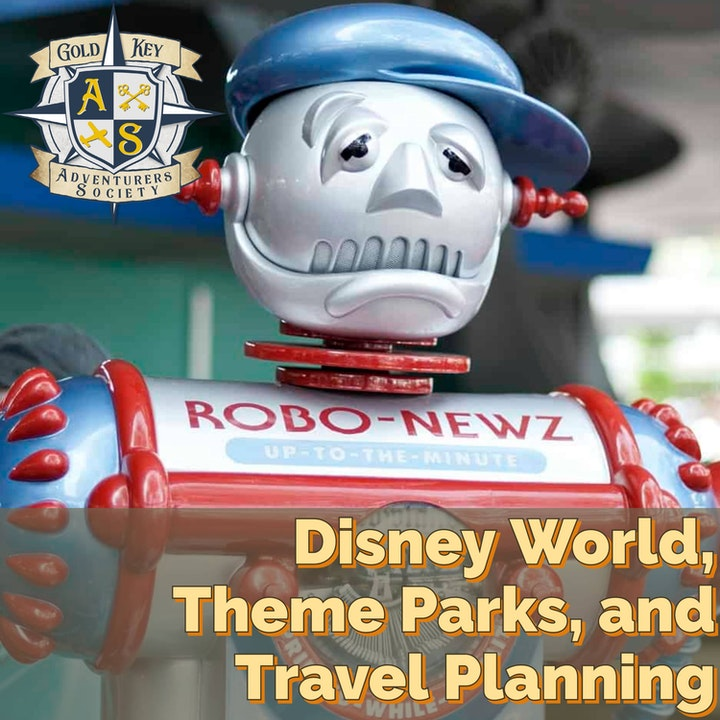 Episode image for Theme Park News Roundup September 2021