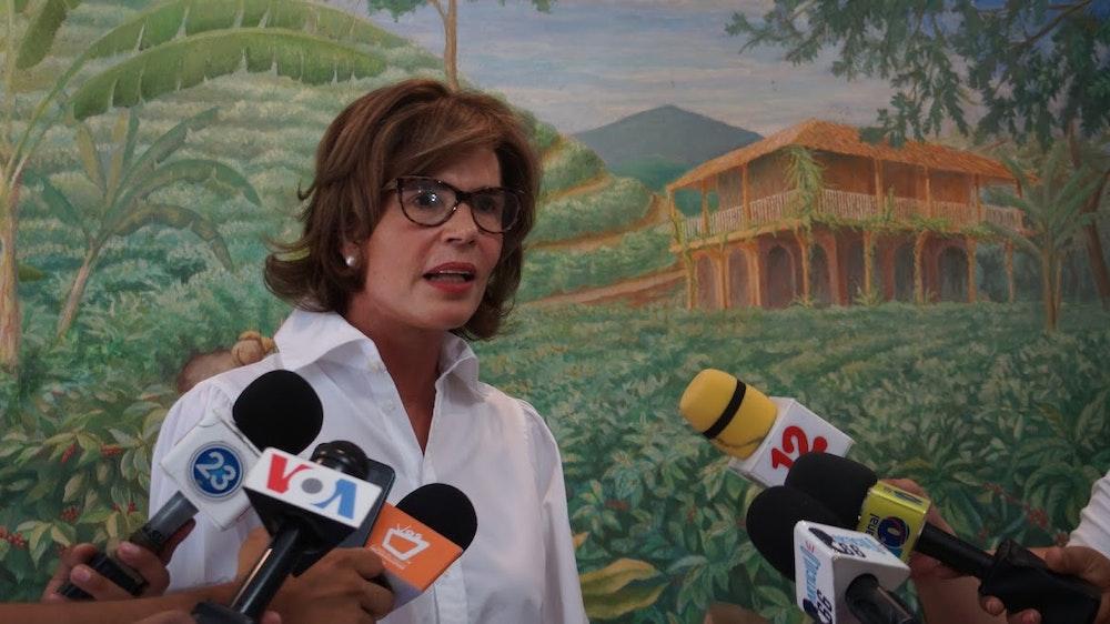 Cristiana Chamorro rechaza inscripción en Alianza Ciudadana y critica a dicho bloque opositor