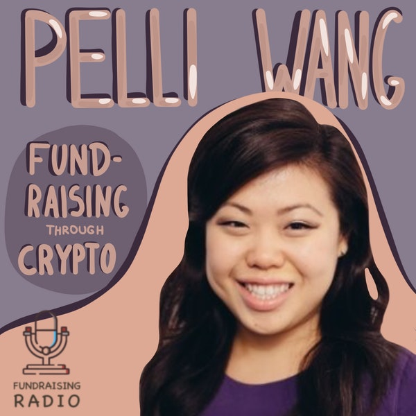 Fundraising through crypto - is it still viable? By Pelli Wang. Image