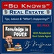 Bo Knows Real Estate        Winnipeg's #1 Real Estate Podcast Album Art