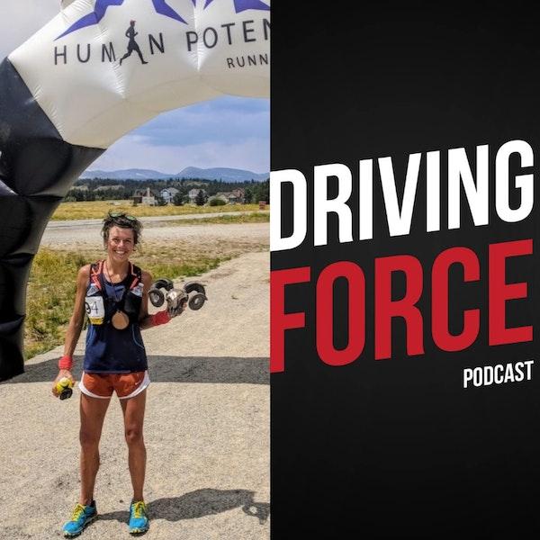 Episode 25: Heidi Strickler - Registered Sports Dietitian, Nutrition Coach, Endurance Athlete Image