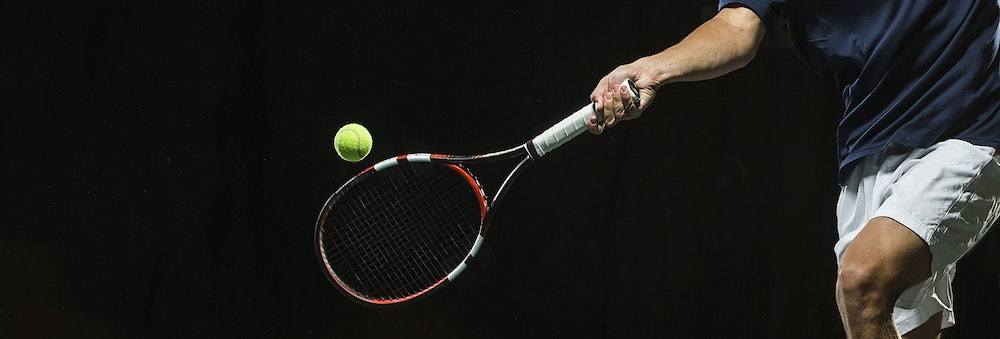 Controlling your anger during a tennis match