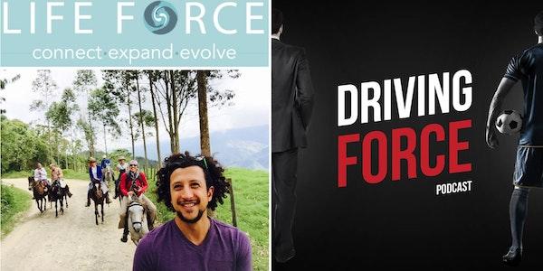 Episode 12: David Bernstein - Founder of Life Force Project Image