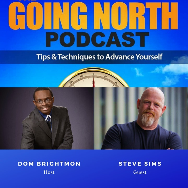 "112 – ""The Art of Making Things Happen"" with Steve Sims (@SteveDSims1)"