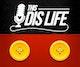 This DisLife Podcast Album Art