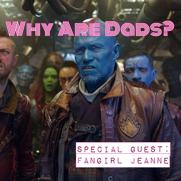 Guardians of the Galaxy 1 & 2 w. Fangirl Jeanne Image