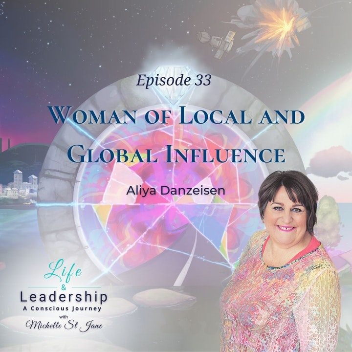 Woman of Local and Global Influence | Aliya Danzeisen