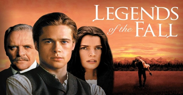 Midweek Mention... Legends of the Fall Image
