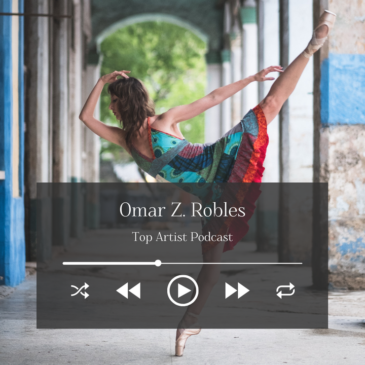 Photographer Omar Z. Robles on His Sensational Images of Ballet Dancers Around the World