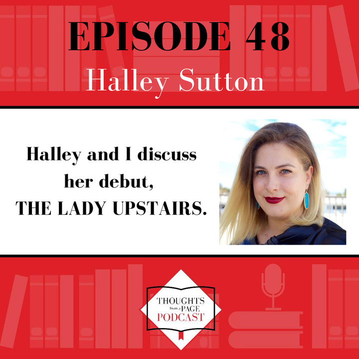 Halley Sutton - THE LADY UPSTAIRS