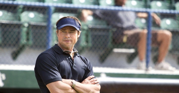 Midweek Mention... Moneyball Image