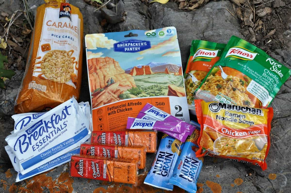 Episode #17 Lagniappe - Hiking Food for Day Hikers