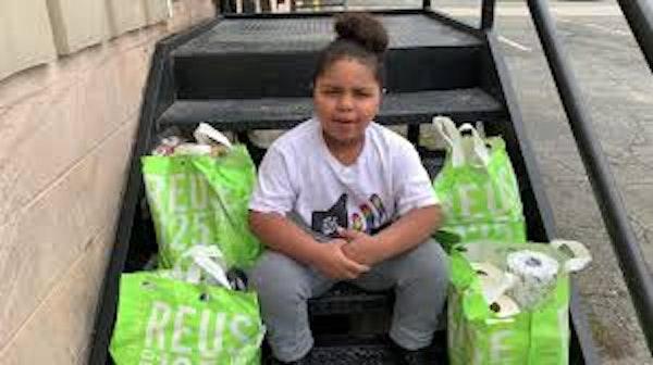 Interview with 7-Year-Old Philanthropist Cavanaugh Bell