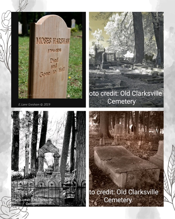 Episode 21 - Old Clarkesville Cemetery - Clarkesville, Georgia Image
