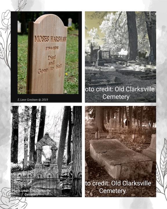 Episode 21 - Old Clarkesville Cemetery - Clarkesville, Georgia