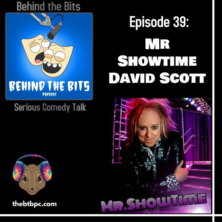 Episode 39: Mr Showtime David Scott