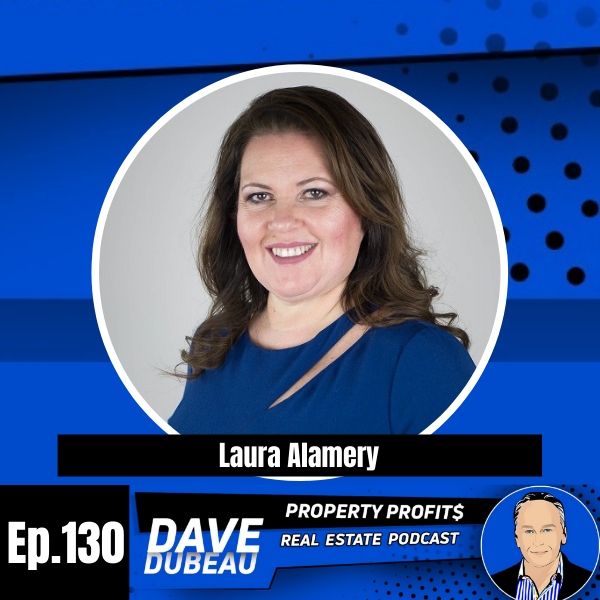 Ultimate Virtual Online Real Estate Investing with Laura Alamery Image