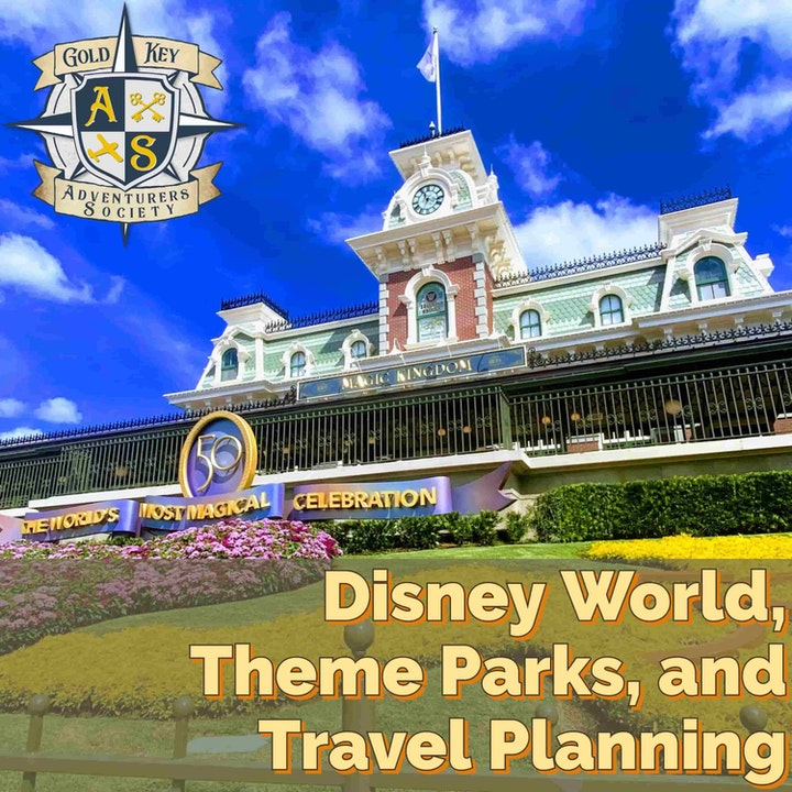 Episode image for Disney World 50th Anniversary Trip Report