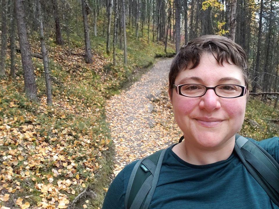 Episode #59 - Melissa Zimmerman (a Trail Dames story)