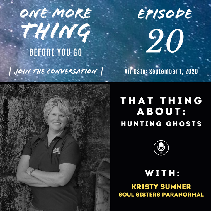 Episode image for That Thing About Hunting Ghosts